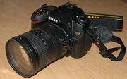 Nikon D70 DSLR Camera {Skype /: ltdmarketstore}