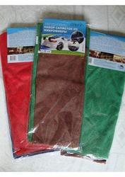 Качественные тряпочки, салфетки полотенца из микрофибры
