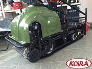 Мотособака КОЙРА для глубокого снега | KOiRA 500 9 (вариатор