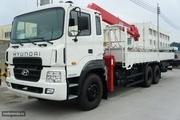 Услуги манипуляторов от 5 до 10 тонн по Тюменской области.