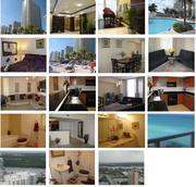 Аренда квартиры 100 кв.м в Майями на океане,  США!