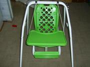 Стол для кормления,  качеля- качалка (трансформер)