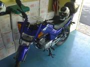 Продам мотоцикл YBR 125, б/у