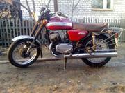 продаётся мотоцикл JAVA