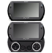 PSP Go,  Sony,  PlayStation Portable